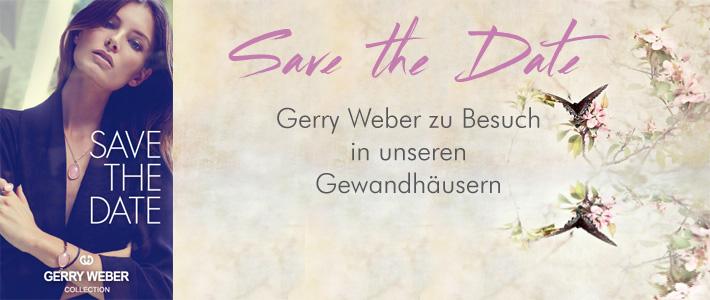 Modenschau Gerry Weber
