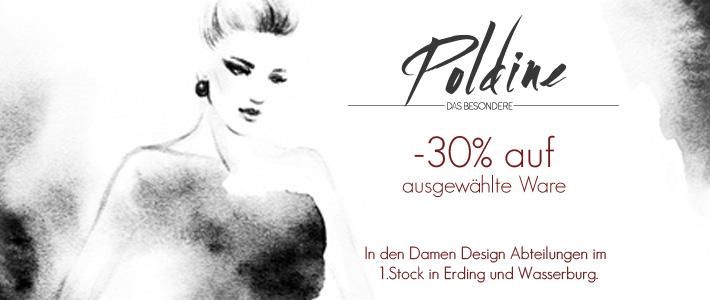 -30 % Poldine