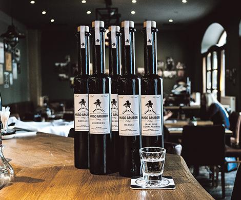 Brennerei Hugo Gruber Erding Dry Gin & Obstbrände