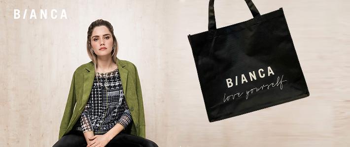 BIANCA / Love yourself Goodie Bag mit Überraschungen geschenkt