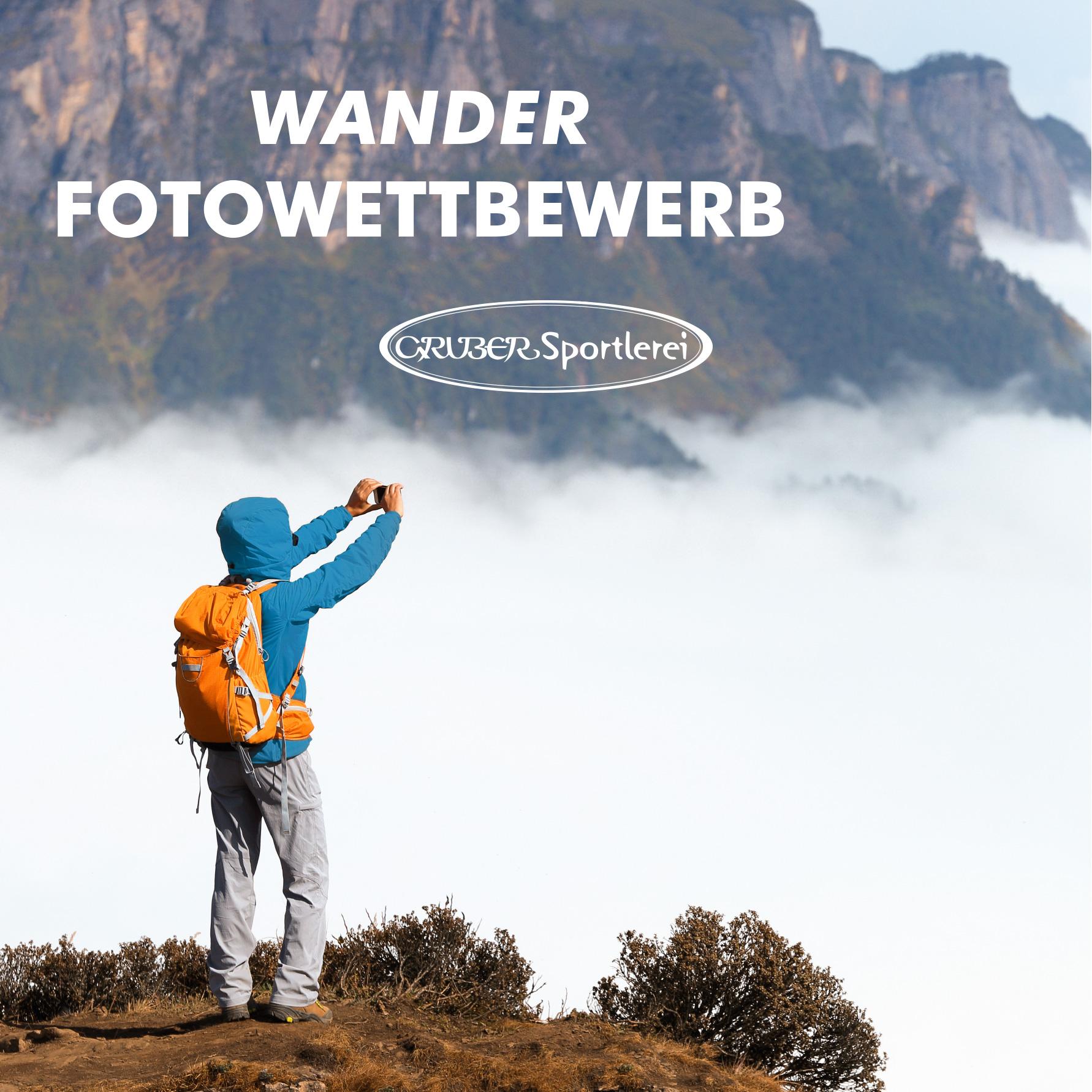 Bergsport Fotowettbewerb Mit tollen Gewinnen von Maier Sports & Co.
